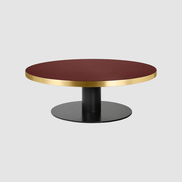 GUBI 2.0 Coffee Table - Round, 125cm diameter