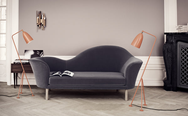 Grand Piano Sofa Right Gubi Webshop