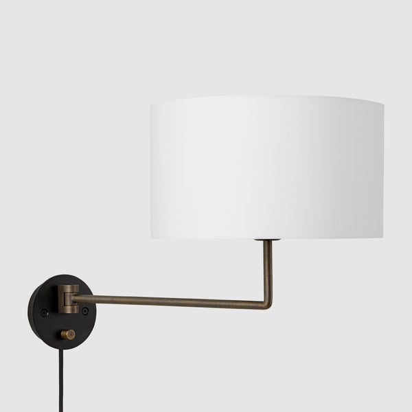 Gravity Bedside Wall Lamp Large