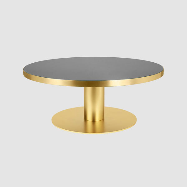 GUBI 2.0 Coffee Table - Round, 110cm diameter