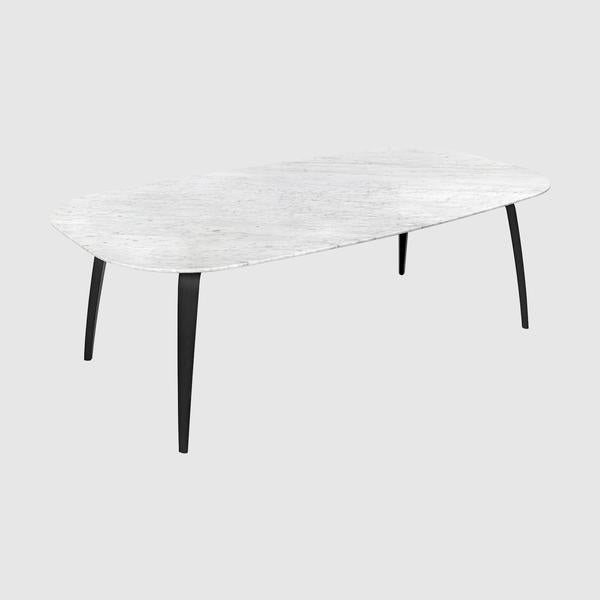 GUBI Dining Table - Elliptical, 120x230