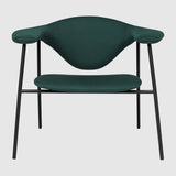 Masculo Lounge Chair - Fully Upholstered, 4-leg