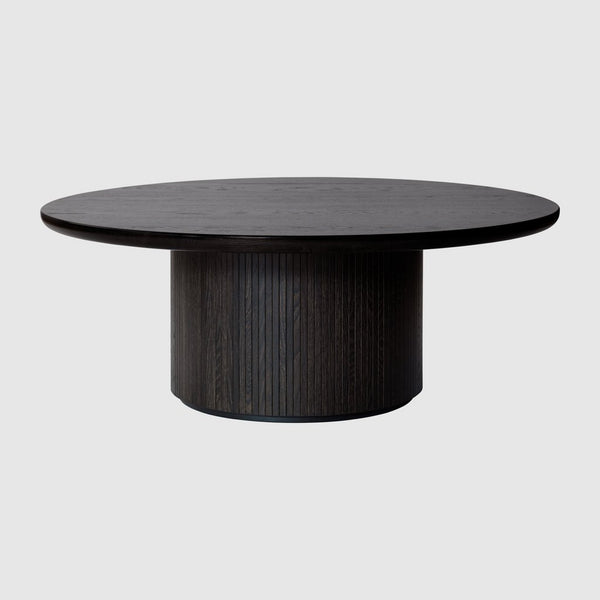 Moon Coffee Table - Round, 120cm diameter, Wood top