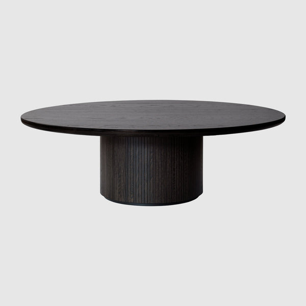 Moon Coffee Table - Round, 150cm diameter, Wood top