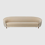 Revers Sofa - Fully Upholstered, 280x100, Wood base