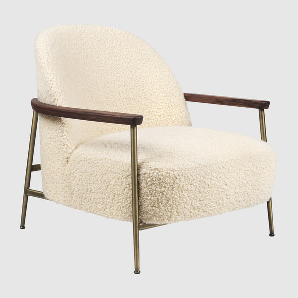 Sejour Lounge Chair - with armrest