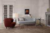 Stay Sofa - 190cm, with wood legs