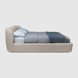 Stay Bed - Fully Upholstered, Low back