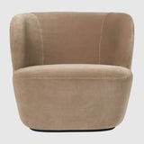 Stay Lounge Chair - Large, with base