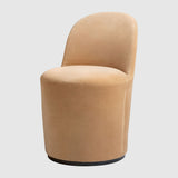 Tail Dining Chair - Fully Upholstered, High back