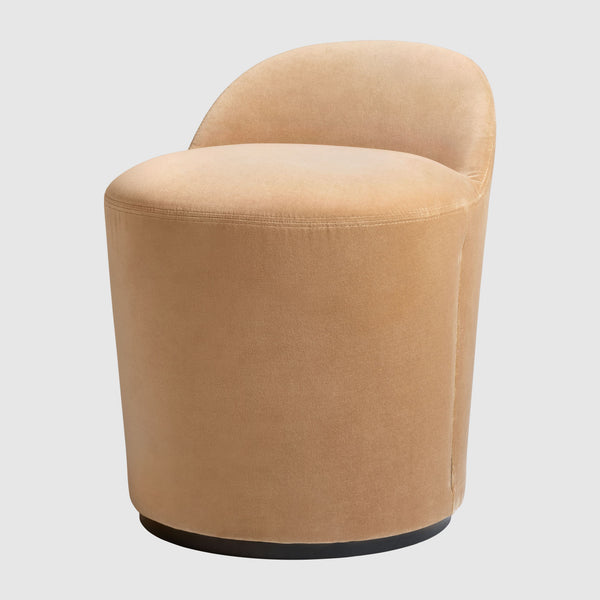 Tail Lounge Chair - Fully Upholstered, Low back
