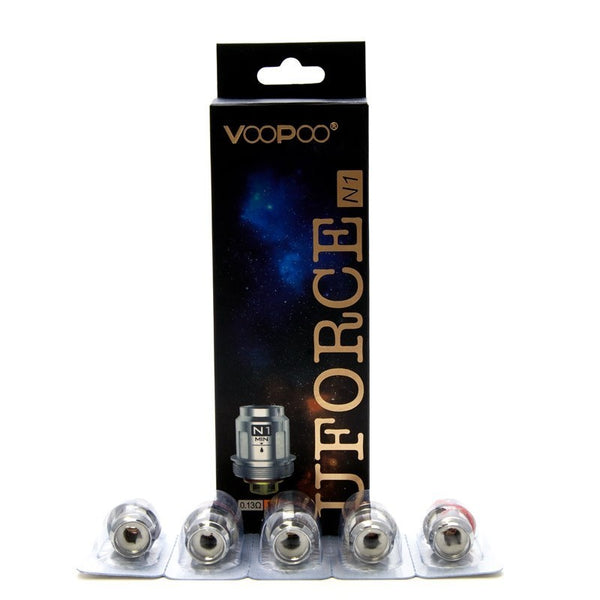 VooPoo UFORCE N Series Replacement Coils 5-Pack