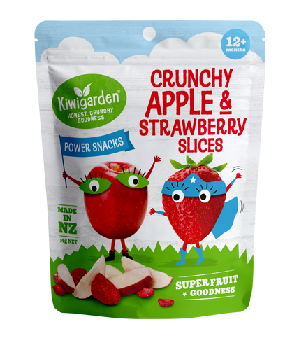 Apple & Sliced Strawberry 14g