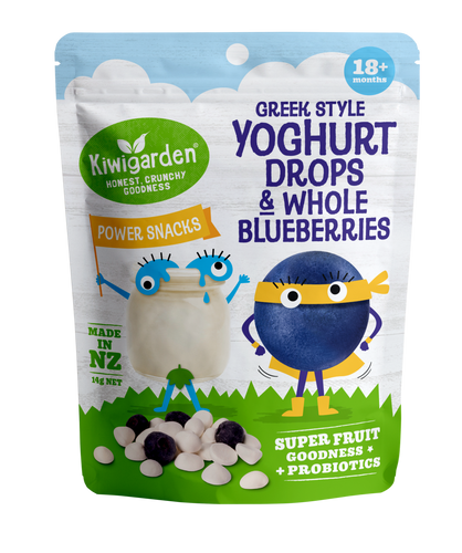 Yoghurt & Whole Blueberry 14g