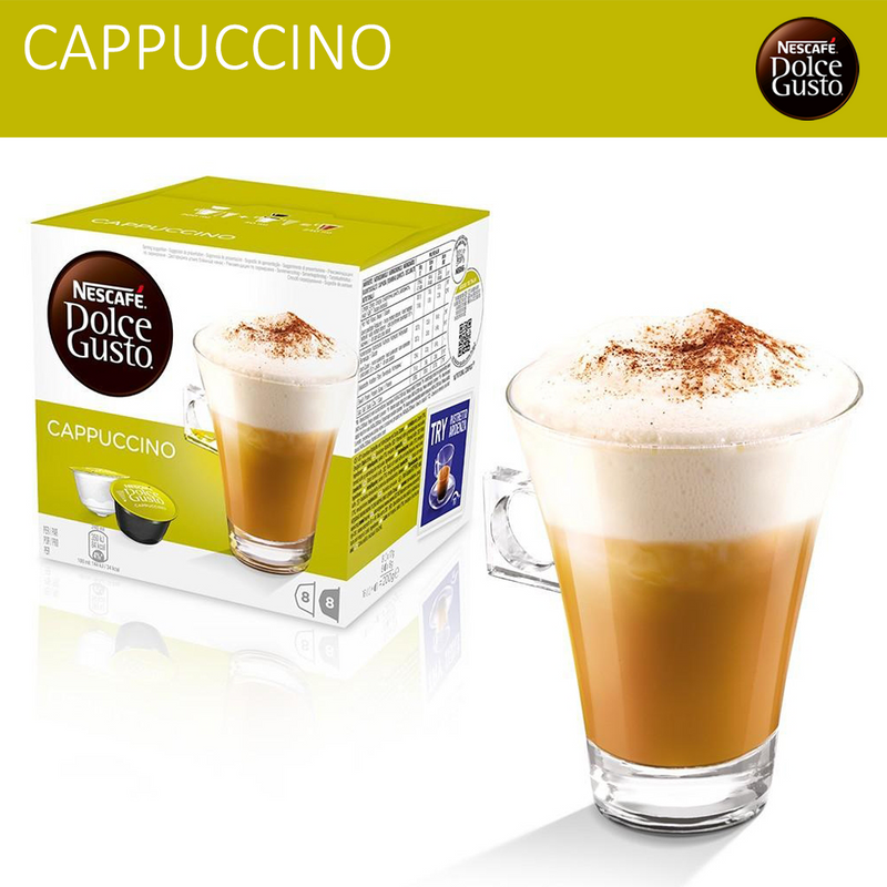 Dolce Gusto- CAPPUCCINO