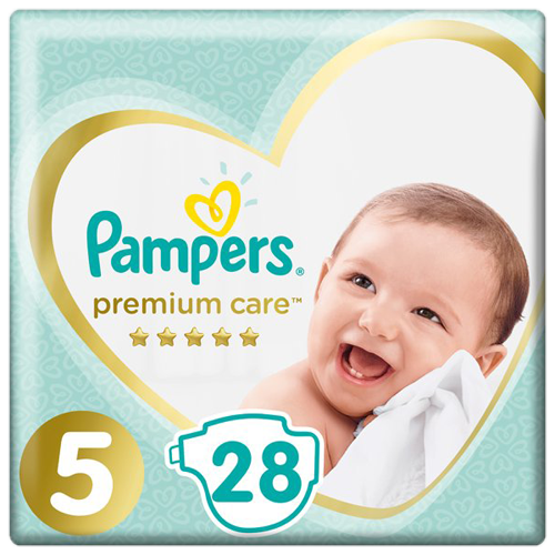 Pampers Premium care S5 28 Ширхэгтэй