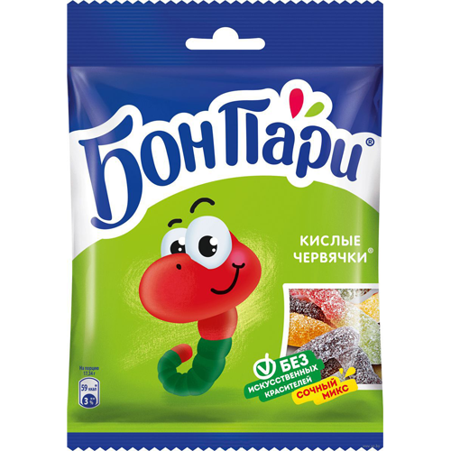 Бон Пари Sour Worms