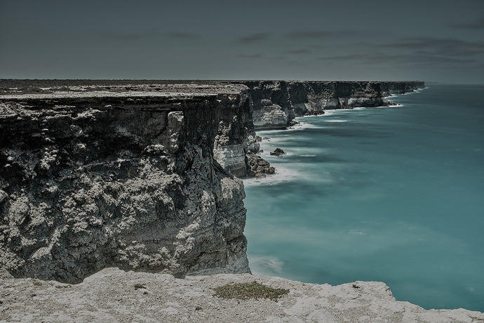 Circular Plant. Great Australian Bight. PSP-0160