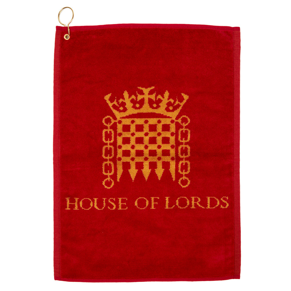 House of Lords Golf Towel
