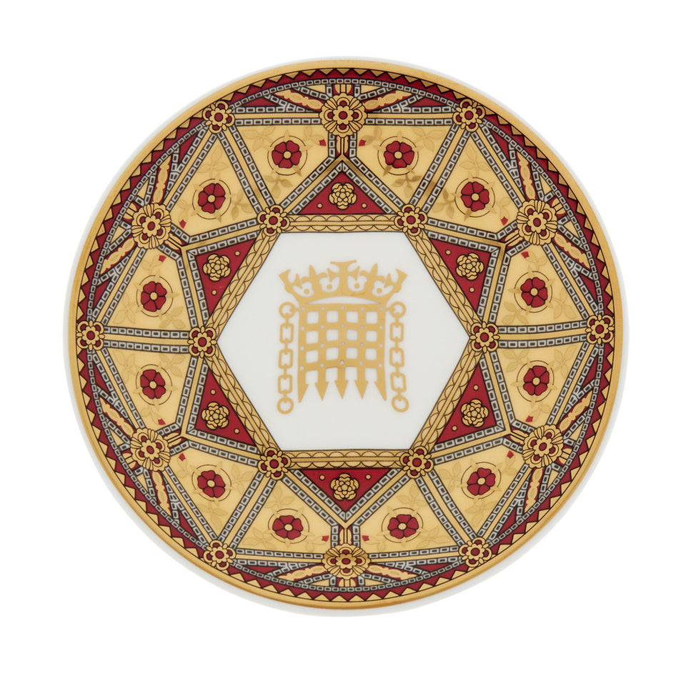 House of Lords Fine Bone China Coaster featured image