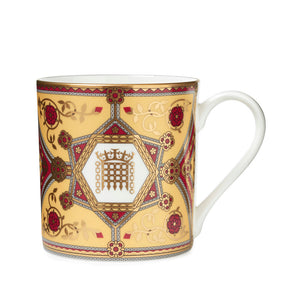House of Lords Fine Bone China Mug