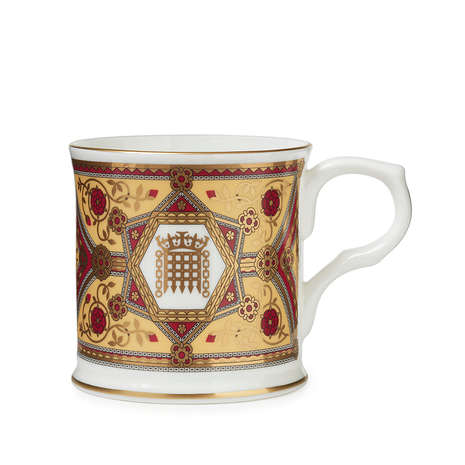 House of Lords Fine Bone China Beaker featured image