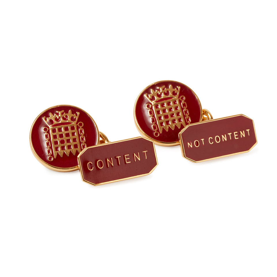 House of Lords Chain Cufflinks featured image