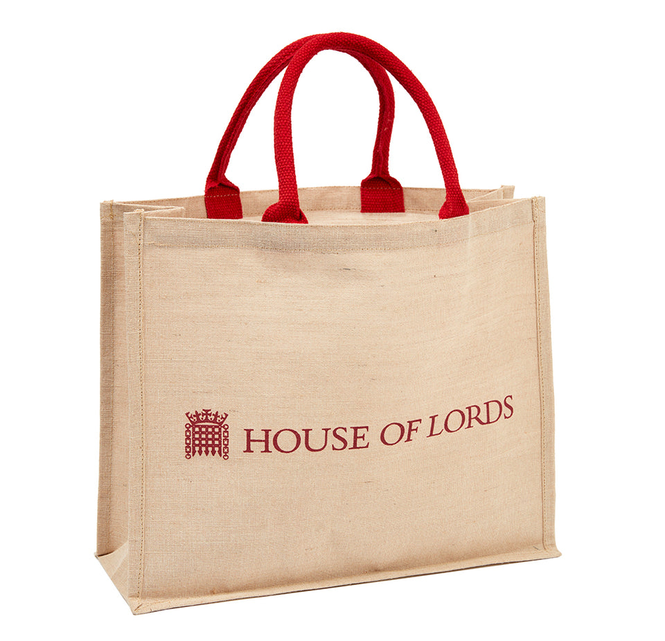 House of Lords Jute Bag featured image