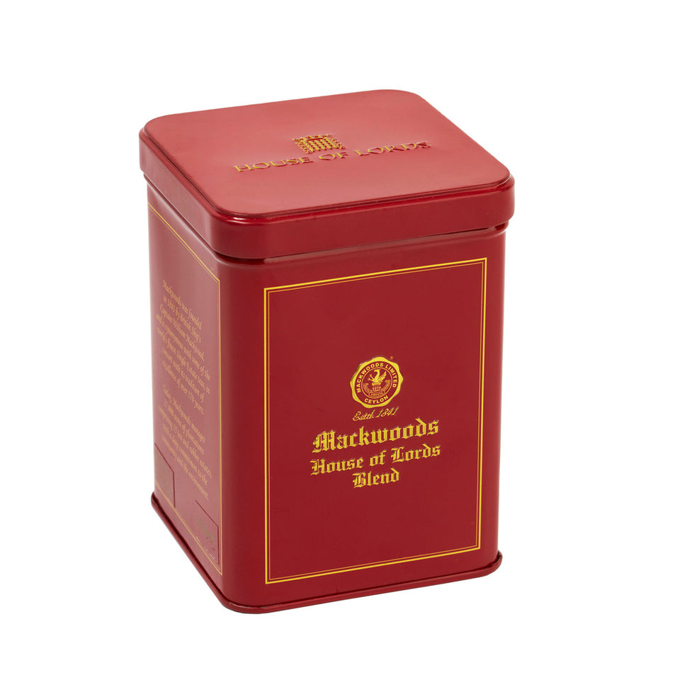 House of Lords Tea Caddy featured image