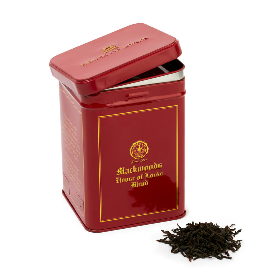 House of Lords Loose Leaf Tea Caddy featured image