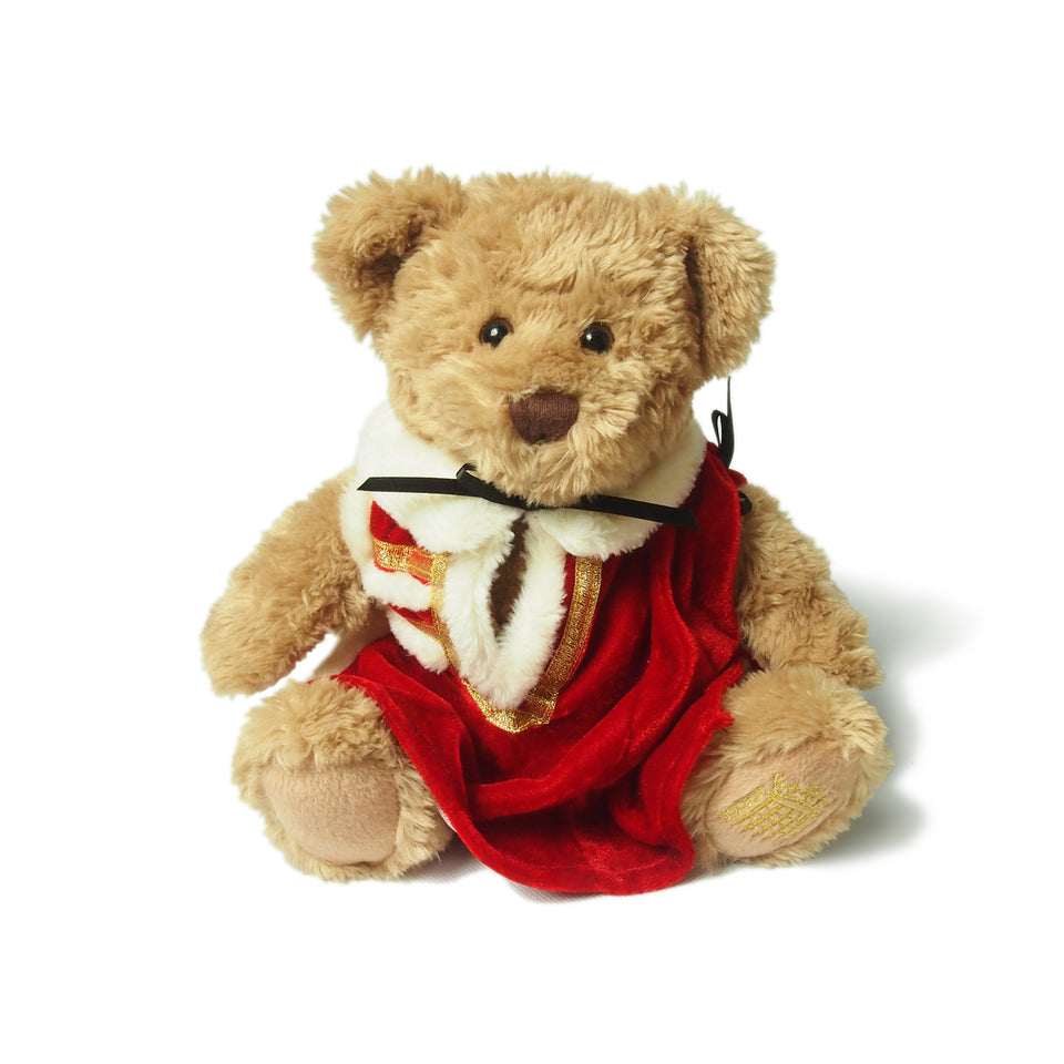 House of Lords 'Lord Bearsby' Teddy Bear featured image