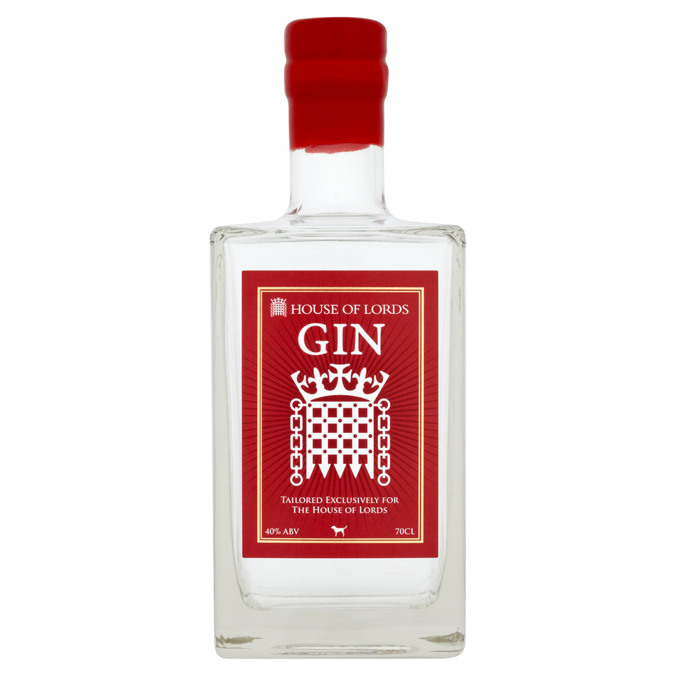 House of Lords Gin - 70cl featured image