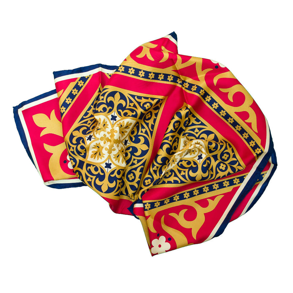 House of Lords Silk Scarf featured image