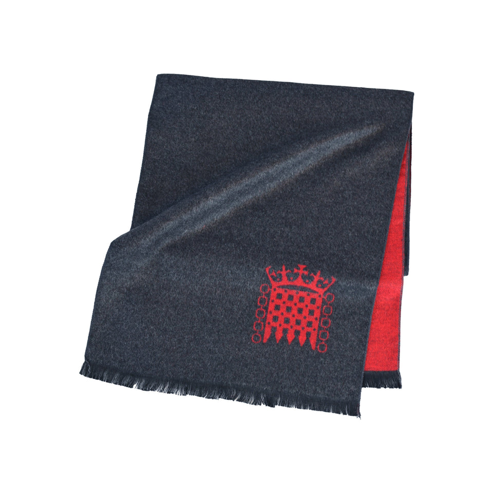 House of Lords Viscose Portcullis Scarf featured image