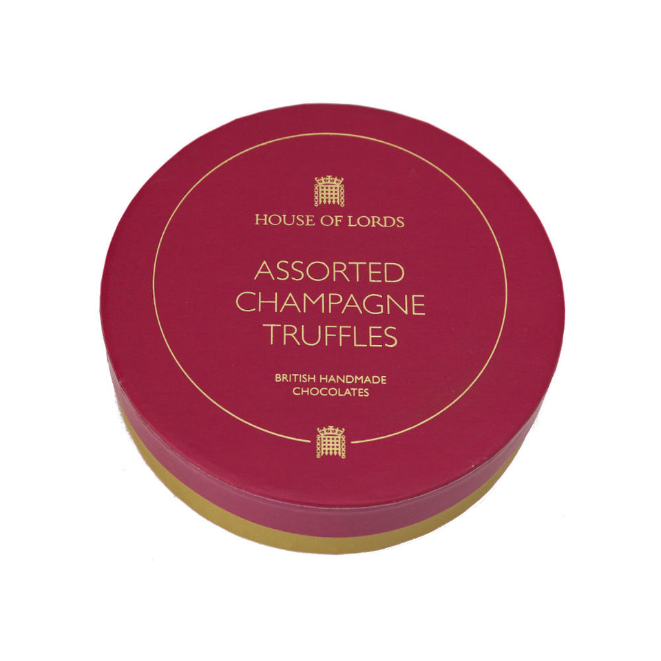 House of Lords Assorted Champagne Truffles featured image
