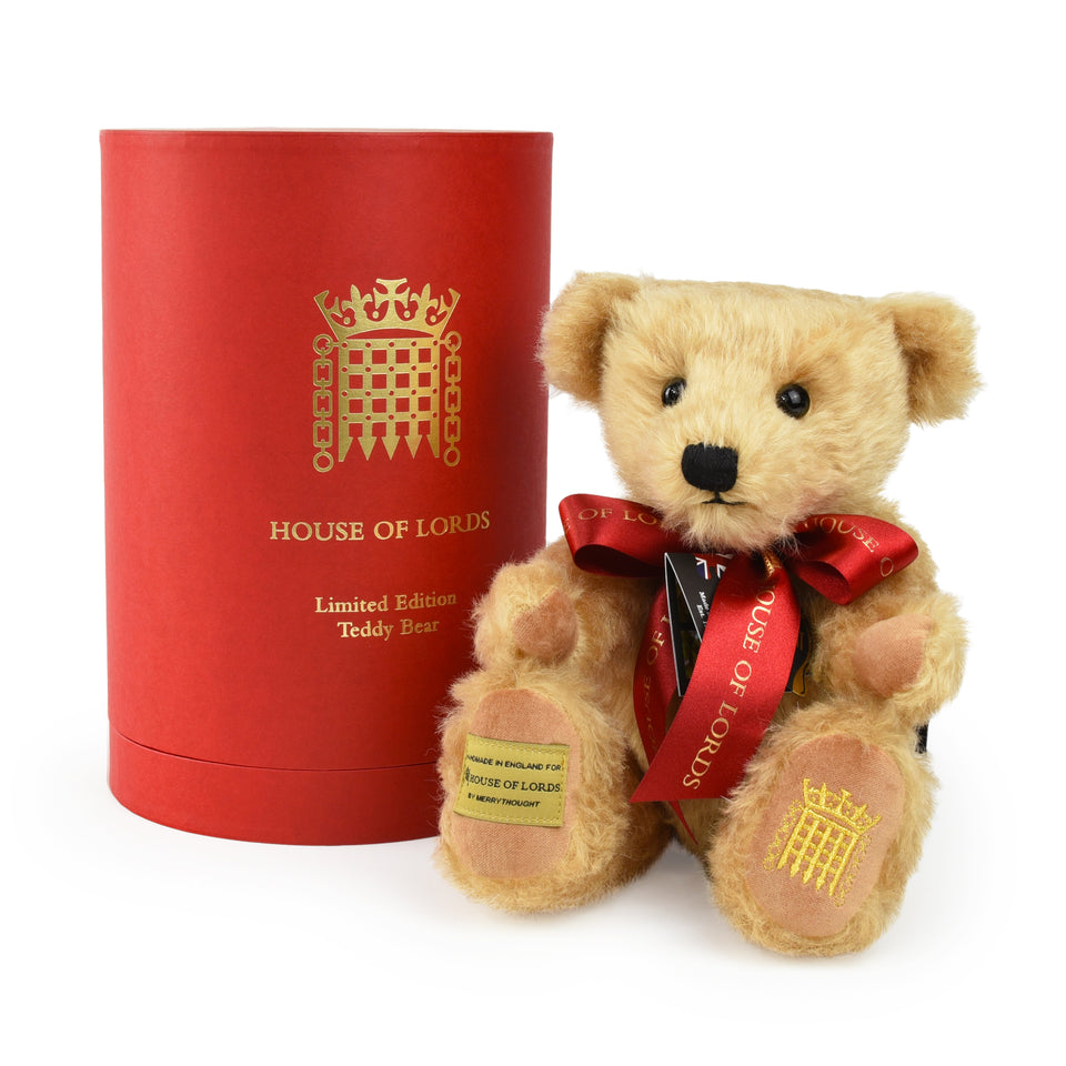 "Merrythought ""Charles"" Teddy Bear featured image"