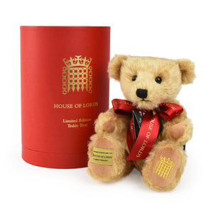 "Merrythought ""Charles"" Teddy Bear"