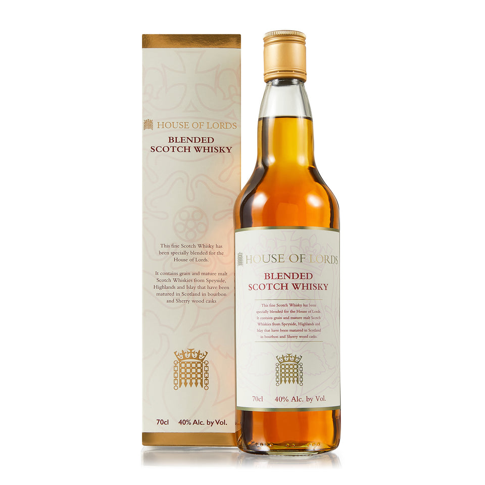 House of Lords Blended Scotch Whisky - 70cl featured image