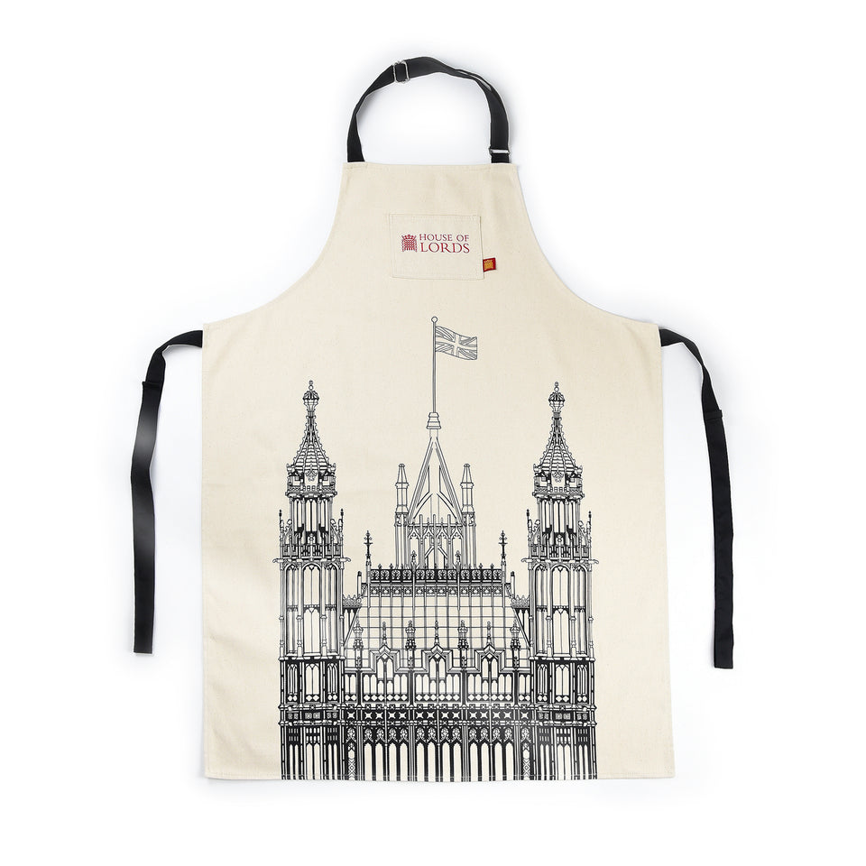 House of Lords Victoria Tower Sketch Apron featured image