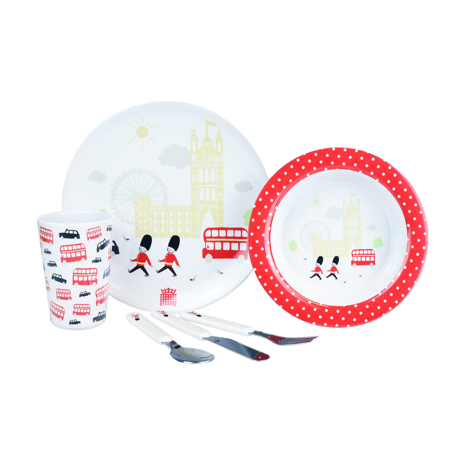 House of Lords Melamine Baby Set featured image