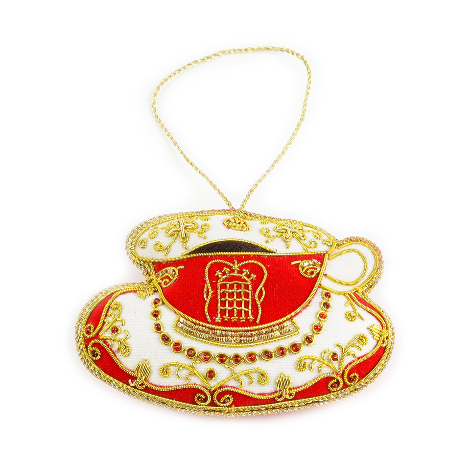 House of Lords Teacup Tree Decoration featured image