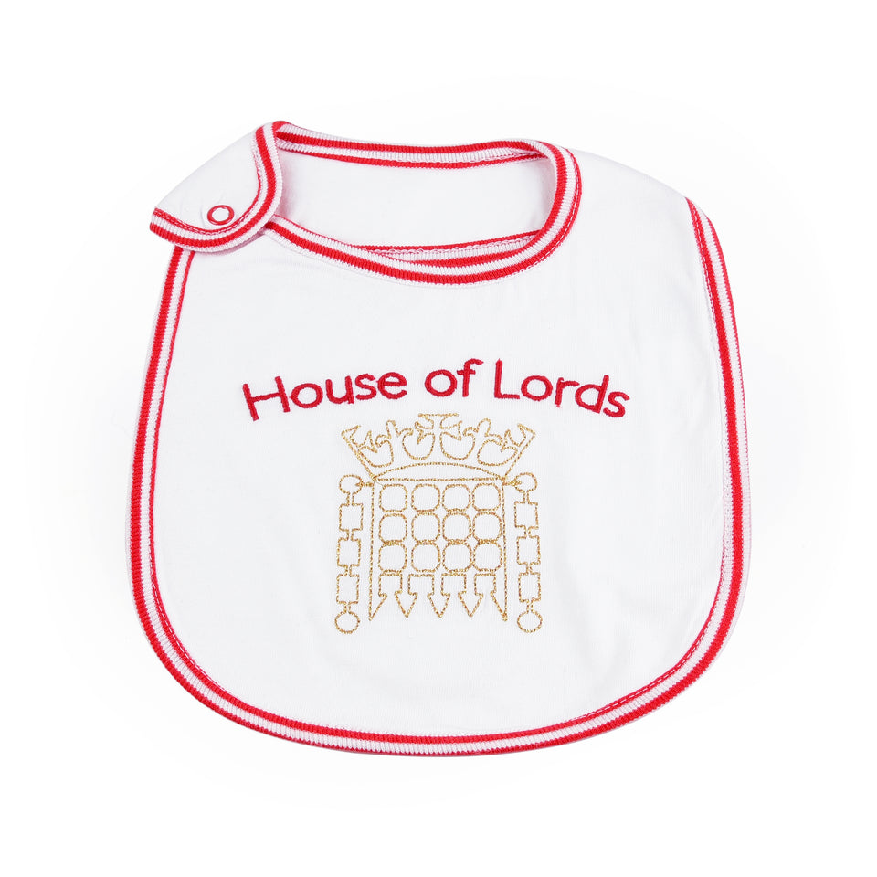 House of Lords One Size Baby Bib featured image
