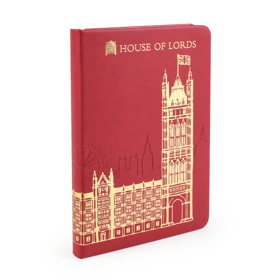 House of Lords Victoria Tower Notebook featured image