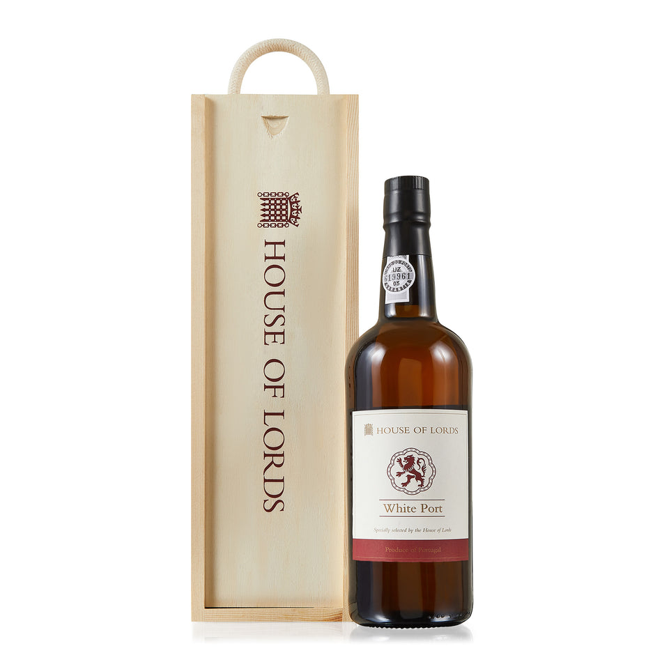 House of Lords White Port in a Box - 75cl featured image