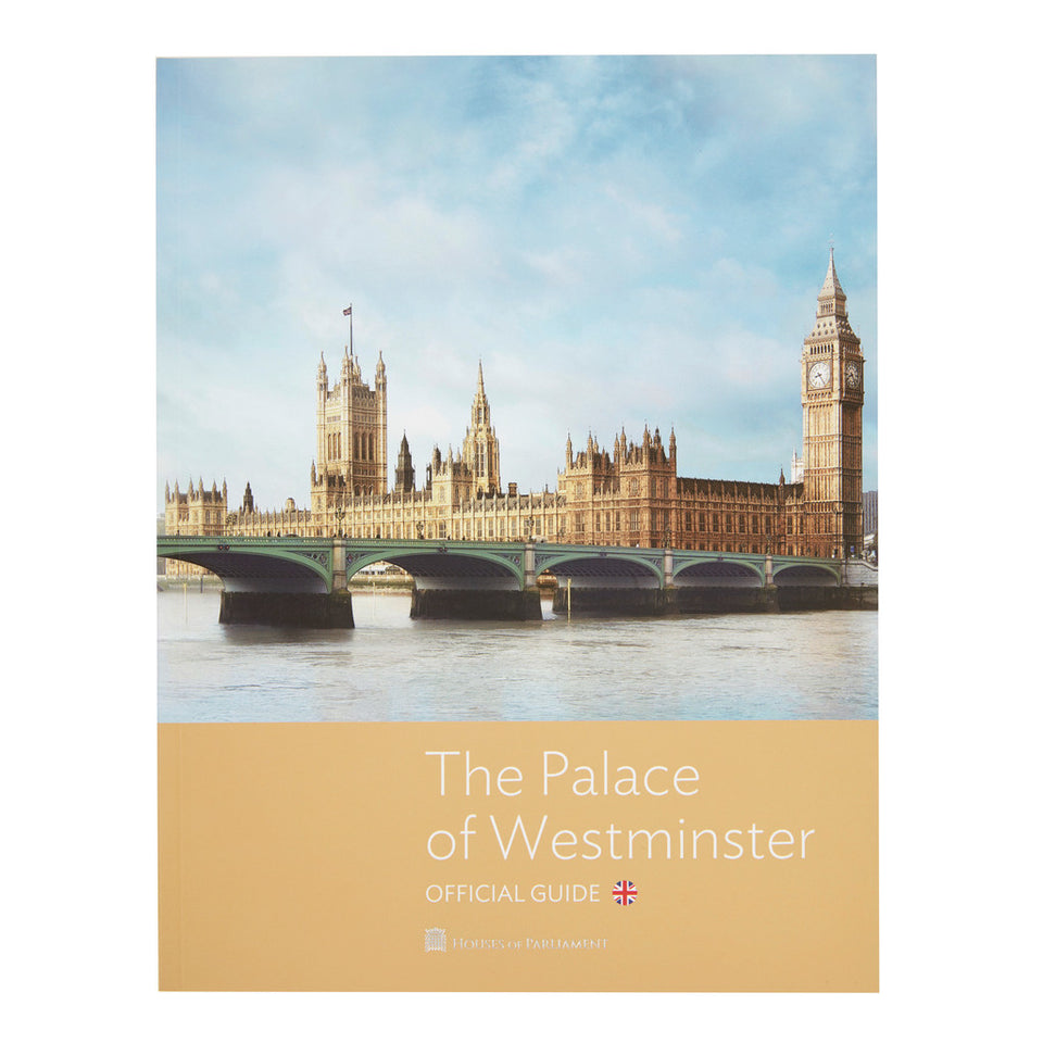 The Palace of Westminster Official Guide featured image
