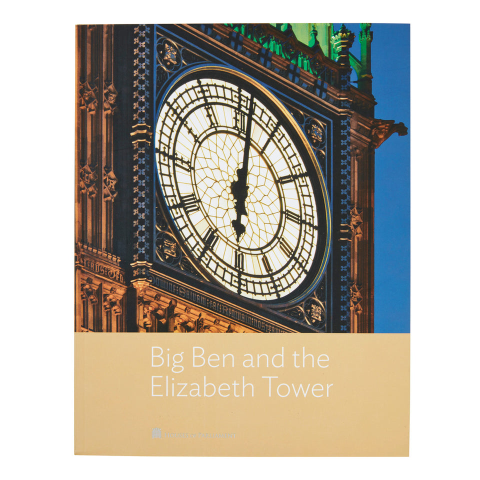 Big Ben and the Elizabeth Tower Guidebook featured image