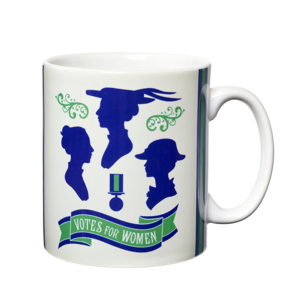 Votes for Women Mug featured image