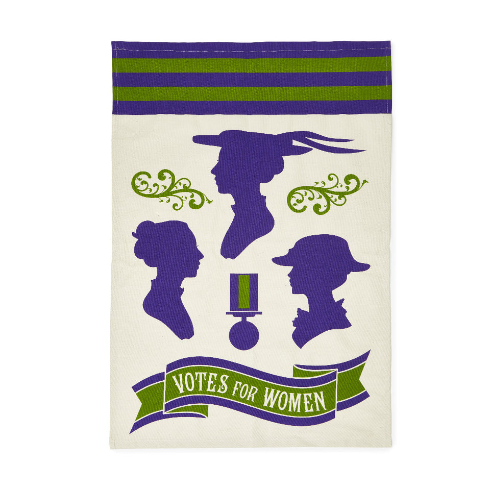 Votes for Women Tea Towel featured image