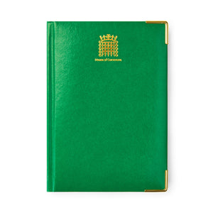 A5 House of Commons Notebook