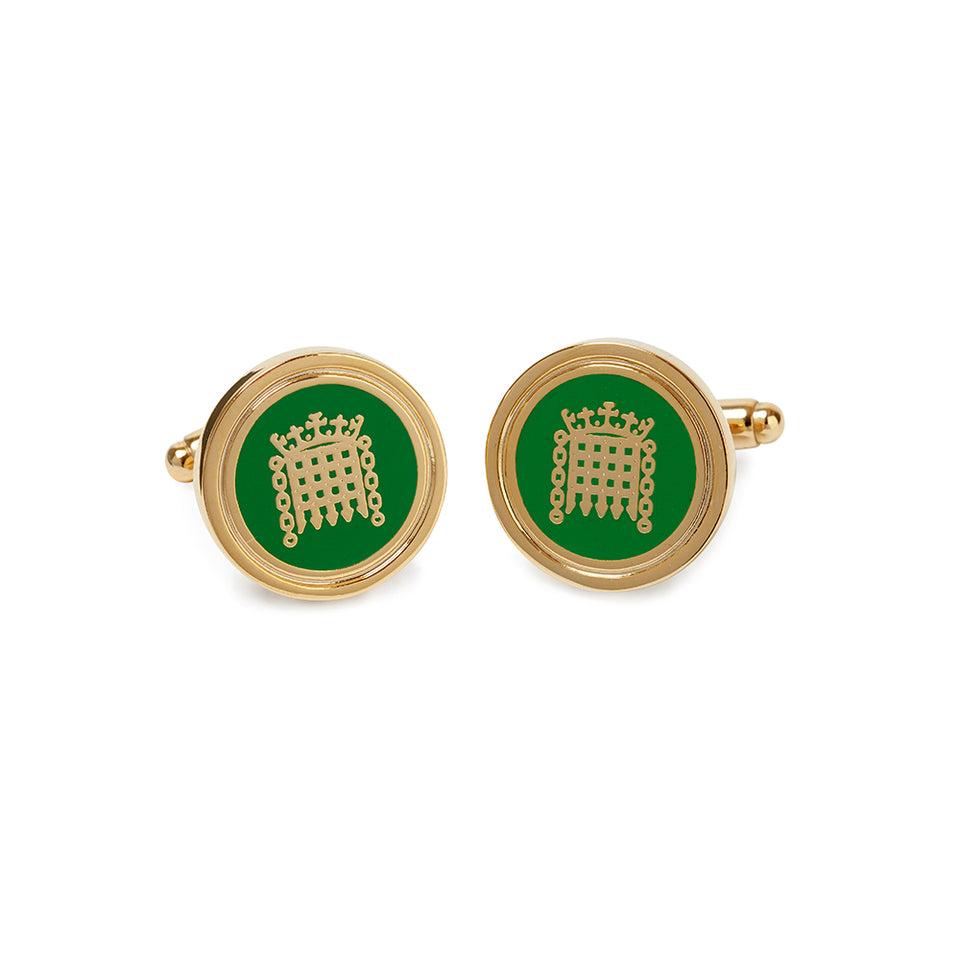 Round Portcullis Cufflinks featured image